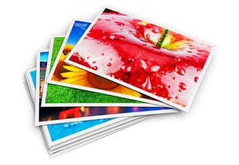 Postkarten Flyer Faltblätter