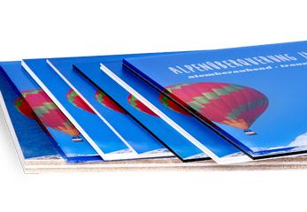Materialvielfalt im Plattendruck