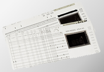 Mikrofilm Scan