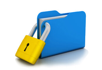 Sicherheit von Originalen und Scandaten